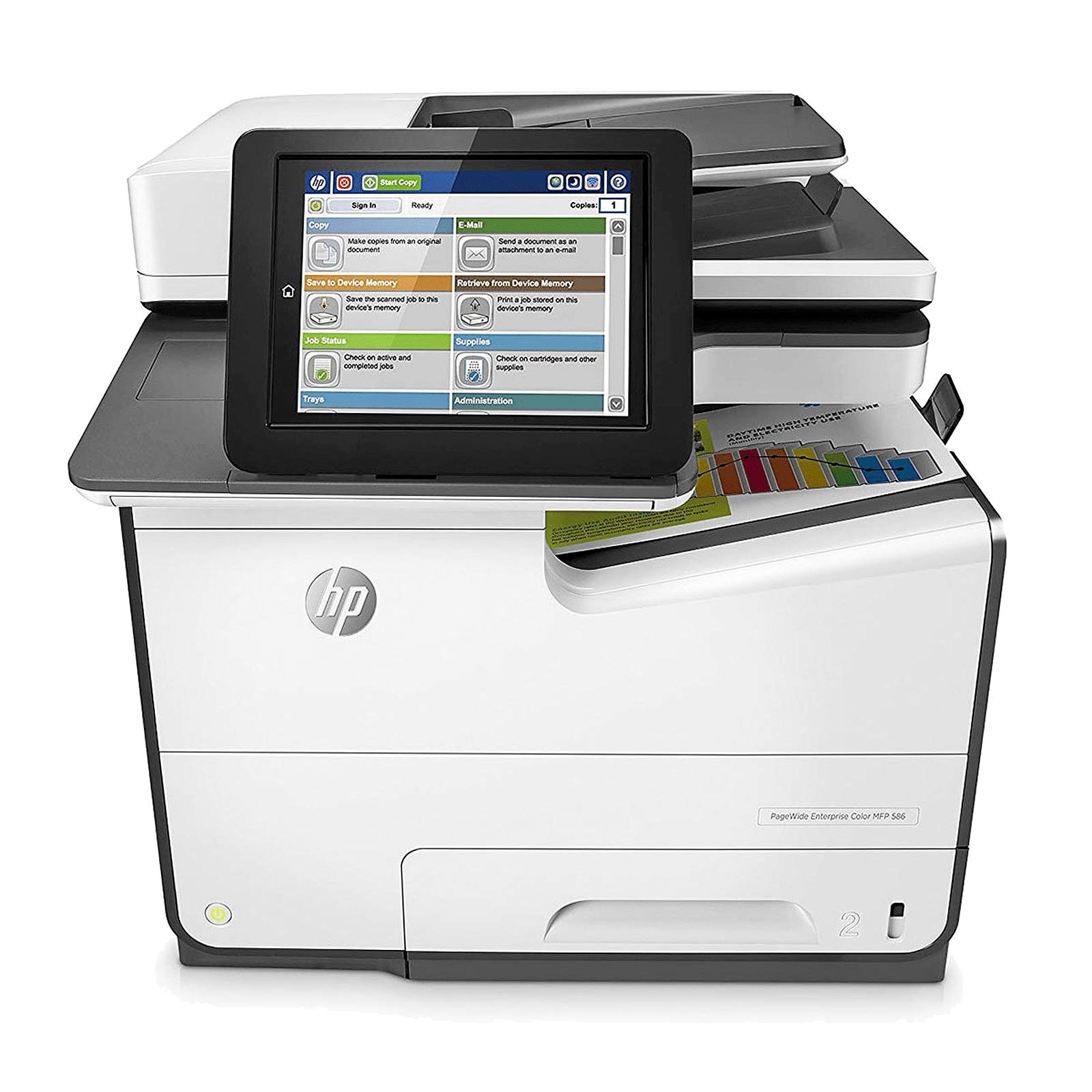 Impresora Hp PageWide