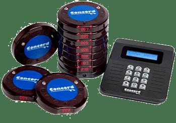 Llamador de clientes